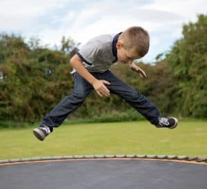 Winterizing Trampoline Important Tips
