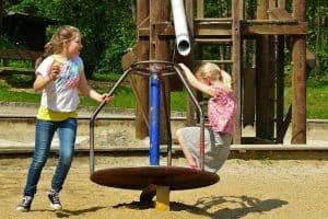 Playground Surface